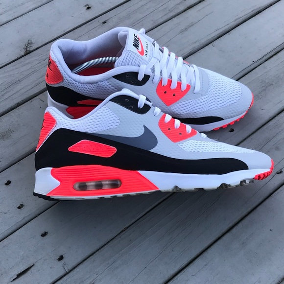 Nike Air Max 90 Ultra Infrared Shoes Men | ParkSideAve